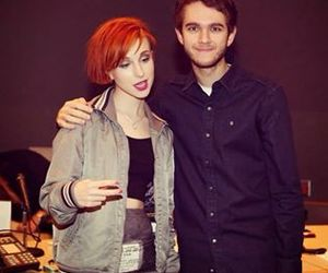 zedd, hayley williams, and paramore image