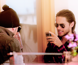 jared leto and shannon leto image