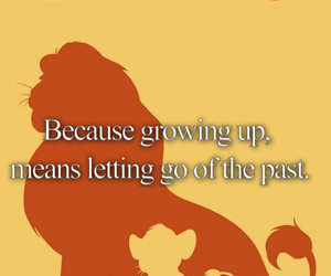 disney, father, and growing up image