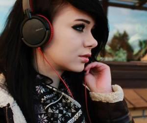 alt girl, cutie, and emo image