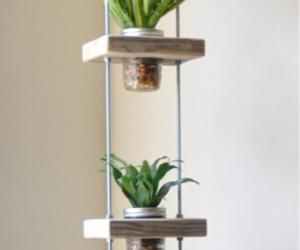 diy, mason jars, and nature image