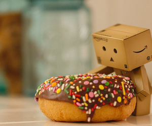 donuts and danbo image