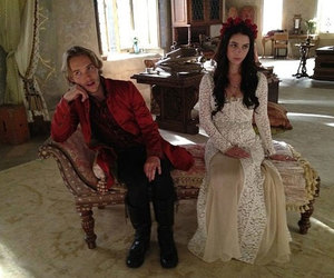 reign, francis, and love image