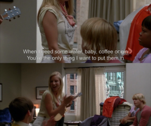 brittany, glee, and Sam image
