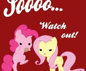 MLP, pinkie pie, and fluttershy image