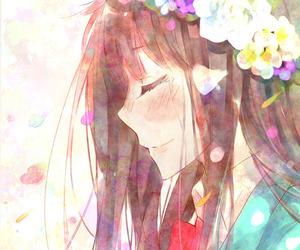 anime, kimi ni todoke, and flowers image