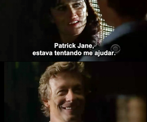 heart, the mentalist, and patrick jane image