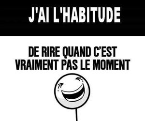 lol, moment, and rire image