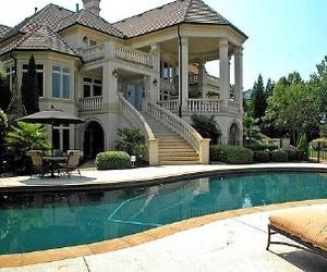 balcony, Dream, and dream home image