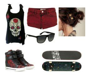 skate and loks image