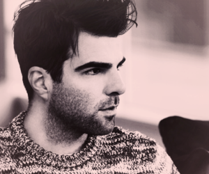 zachary quinto, spock, and star trek image