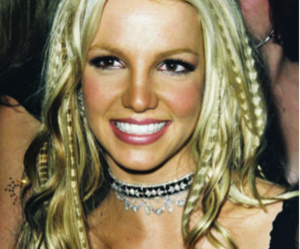 britney spears and 90s image