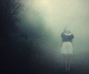 alone, Darkness, and deep image