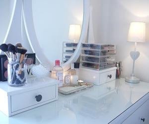 cosmetics and makeup image