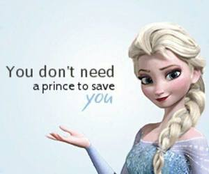 frozen, prince, and elsa image