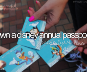 disney and bucket list image