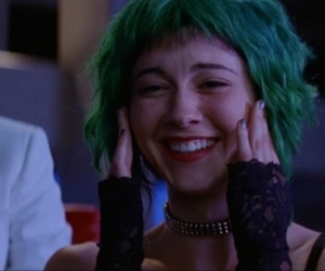 scott pilgrim, ramona, and ramona flowers image