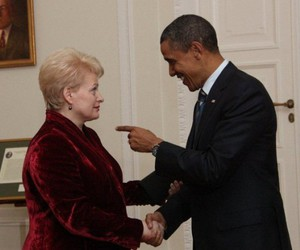 Lithuania, obama, and president image