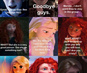 brave, rapunzel, and hiccup image