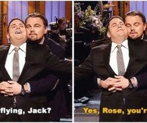 funny, jack, and jonah hill image