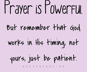 god and prayer image