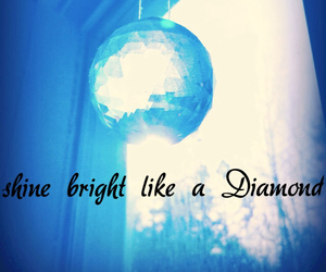 beauty, diamond, and quote image