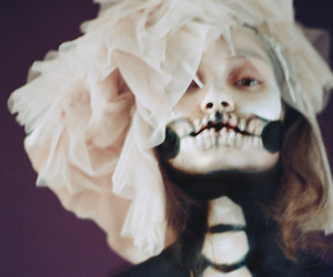 bride and skull image