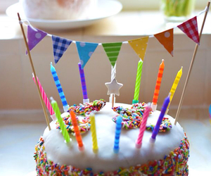 cake and stars image