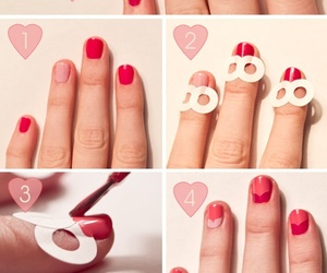 eyelet, heart, and nails image