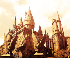 Effects, hogwarts, and harry potter image