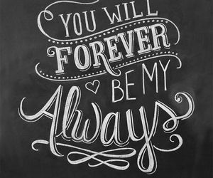 forever, quotes, and love image