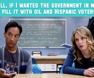 community, abed, and danny pudi image