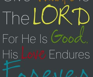 love, forever, and god image