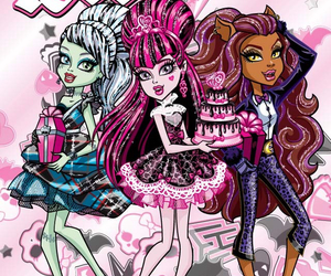 frankie, yolo, and draculaura image