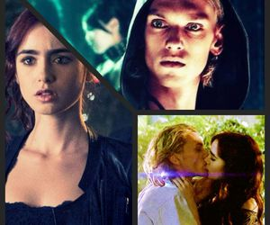 clary fray and clace image