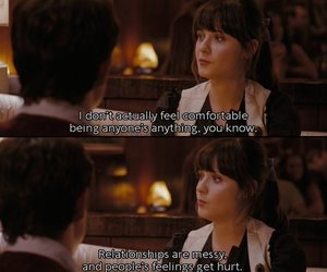 500 Days of Summer, Relationship, and quotes image