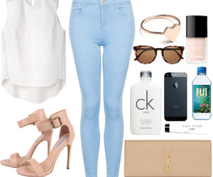 city, Polyvore, and clothes image