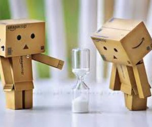 danbo and time image
