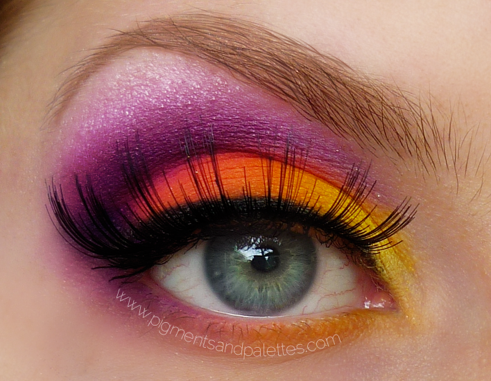 Acid Sunset Idea Gallery Makeup Geek On We Heart It