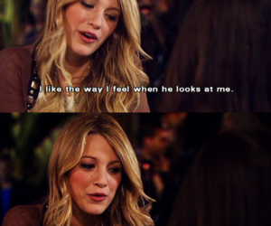 gossip girl, serena, and blake lively image