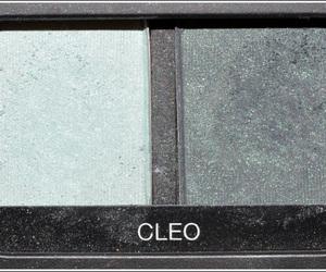 cleo and eyeshadow image