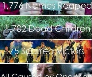 snow, victors, and hunger games image