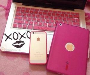 apple, ipad, and girly image