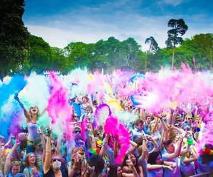 colors, amazing, and party image