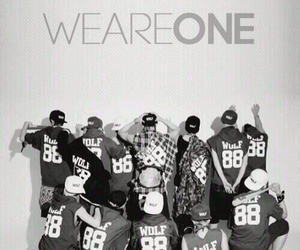 exo, we are one, and exo-k image