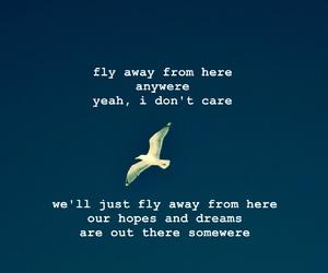 aerosmith, Lyrics, and bird image
