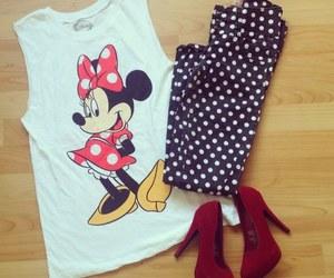 fashion, cute, and minnie image