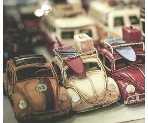 car, things, and vintage image