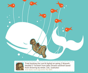 bible, god, and Fail Whale image