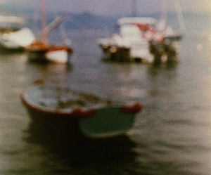 boats, film, and sailing image
